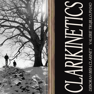 Clarikinetics: Clarinet Works by Harvey, Horovitz, Arnold, etc.