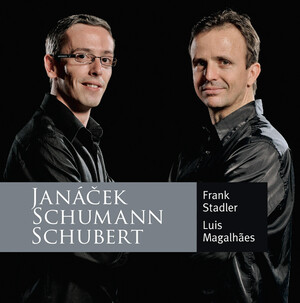 Janacek, Schumann, Schubert: Works for Violin and Piano