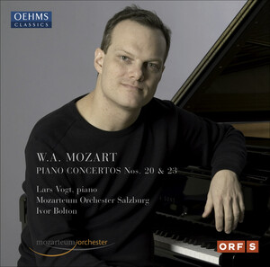 Mozart: Piano Concertos Nos.20 and 23