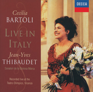 Live in Italy: Arias and Songs by Various Composers