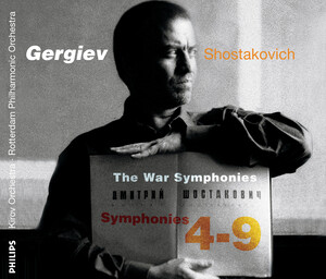 Schostakovich: Symphonies 4-9, 'The War Symphonies'