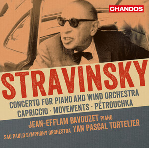 Stravinsky: Works for Piano and Orchestra