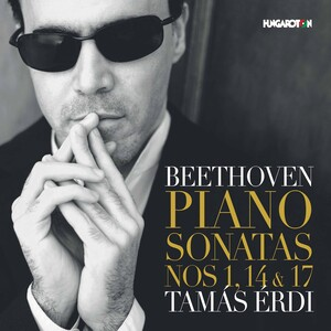 Beethoven: Piano Sonatas No.1, 14 and 17