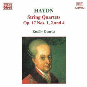 Haydn: String Quartets, Op.17, Nos.1, 2, and 4