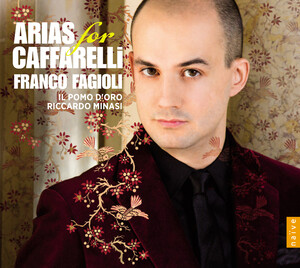 Arias for Caffarelli: F.Fagioli