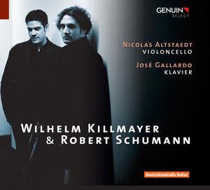 Wilhelm Killmayer, Robert Schumann: Works for Cello and Piano