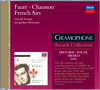 Fauré and Chausson: French Airs