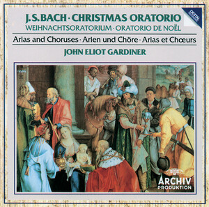 Bach: Arias and Choruses from the Christmas Oratorio