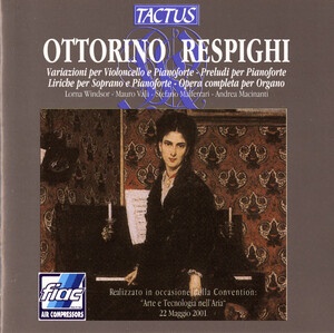 Respighi: Chamber and Keyboard Music