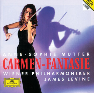 Carmen-Fantasie and Other Works for Violin and Orchestra