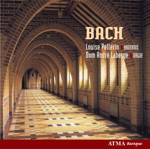 Bach: Music for Oboe and Organ