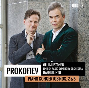 Prokofiev: Piano Concertos No.2 and 5