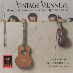 Vintage Viennese: Chamber Works by Matiegka and Beethoven