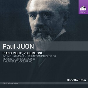 Juon: Piano Music, Vol.1