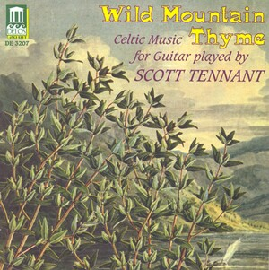 Wild Mountain Thyme: Works for Guitar and Flute by Krouse, York, Dowland, etc.