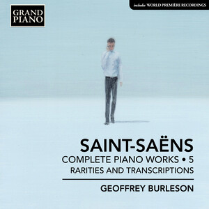Saint-Saëns: Complete Piano Works, Vol.5