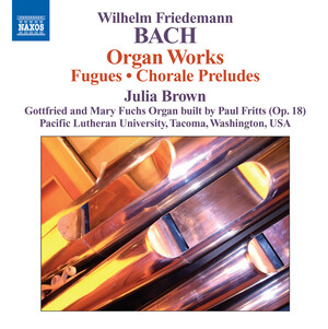W.F. Bach: Organ Works