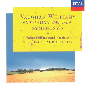 Vaughan Williams: Symphony No.3 ('Pastoral'); Symphony No.5