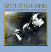 Szymon Goldberg Centenary Edition, Vol.2: Commercial Recordings 1932-1951; Works by Bach, Beethoven, Hindemith, etc.