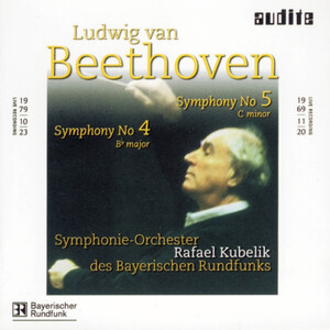 Beethoven: Symphonies Nos.4 and 5