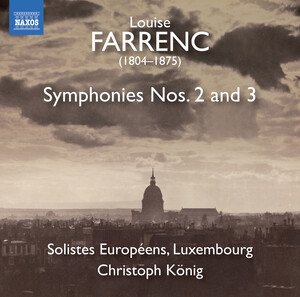 Farrenc: Symphonies No.2 and 3
