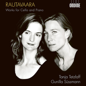 Rautavaara: Works for Cello and Piano