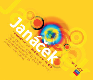 Janácek: Chamber Music and Orchestral Works