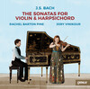 Bach: The Sonatas for Violin and Harpsichord