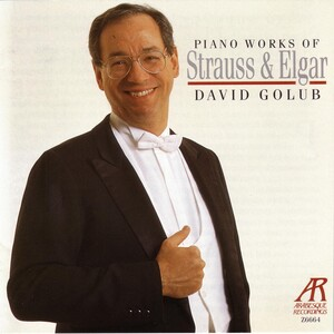 Strauss and Elgar: Works For Piano