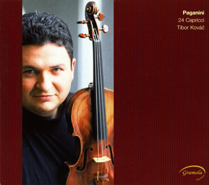 Paganini: 24 Caprices, Op.1