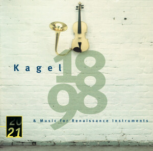 Kagel 1898 music for renaissance instruments classical for Darmstadt aural documents box 3