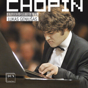 Chopin: 12 Etudes, Op.10 and 25