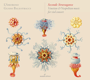 Seconde Stravaganze: Venetian and Neapolitan music for viol consort