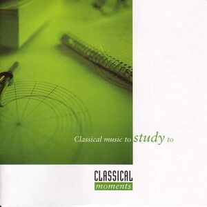 Classical Music to Study To: Works by Handel, Bach, Vivaldi, etc.