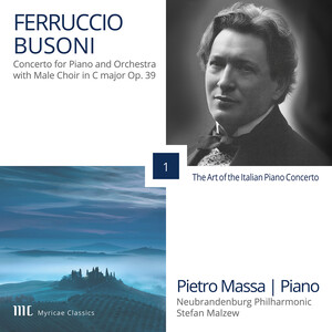 Busoni: Piano Concerto in C Major, Op.39, BV247 (Live)