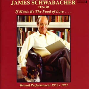 James Schwabacher: Tenor