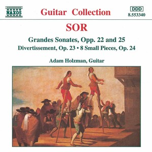 Sor: Grandes Sonatas, Op.22 and 25