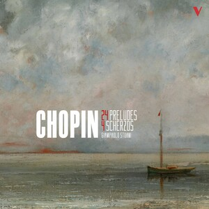 Chopin: 24 Préludes and 4 Scherzos