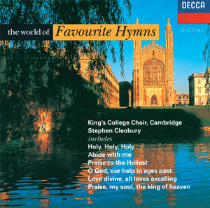 World of Favorite Hymns: Works by Goss, Croft, Parry, etc.