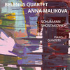 Schumann: Piano Quintet in E-Flat Major, Op.44; Shostakovich: Piano Quintet in G Minor, Op.57
