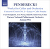 Krzysztof Penderecki: Works for Cellos and Orchestra