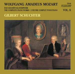Mozart: The Complete Piano Works, Vol.8