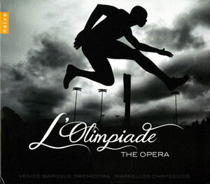 L'Olympiade: The Opera; Works by Leo, Hasse, Galuppi, etc.