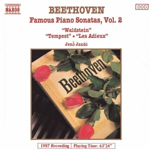 Beethoven: Piano Sonatas, Vol.2
