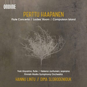 Perttu Haapanen: Flute Concerto, Ladies' Room and Compulsion Island