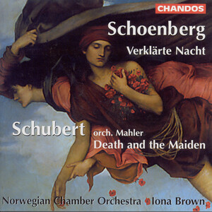 Arnold Schoenberg: Verklärte Nacht; Schubert: Death and the Maiden