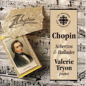 Chopin: Scherzos and Ballades