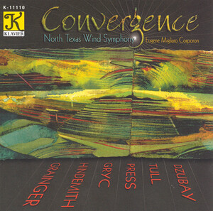 Convergence: Works by Tull, Hindemith, Grainger, etc.