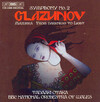 Glaxzunov: Symphony No.2; Mazurka; From Darkness to Light