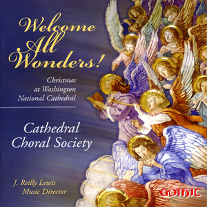 Welcome All Wonders! Christmas at Washington National Cathedral